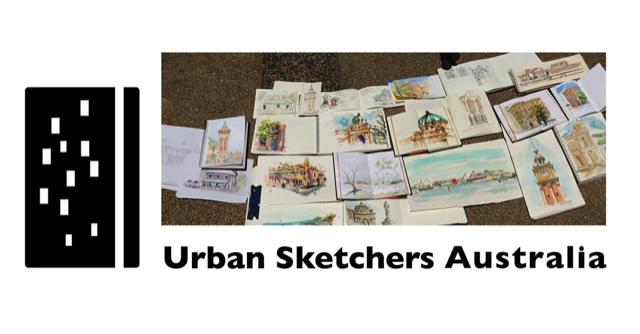 Urban Sketchers Australia