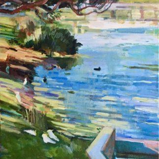 Busby Ponds, Centennial Park