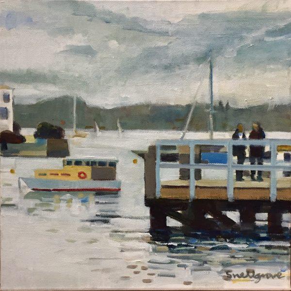 Parsley Bay Pier